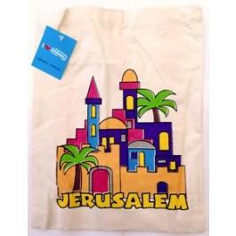 Jerusalem Colorful Bag