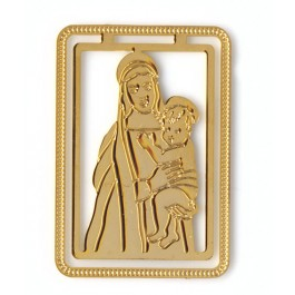 Madonna and Child Bookmark