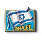 3D Magnet - Israel Flag