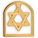 Star of David Bookmark