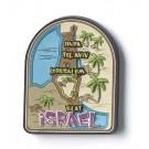 3D Magnet - Israel Map