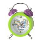 Mini Alarm Clock - Love
