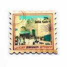 Retro Magnet - Jaffa Gate
